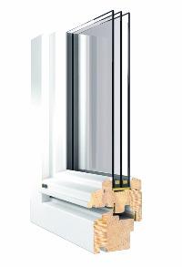 Holzfenster von Kowa